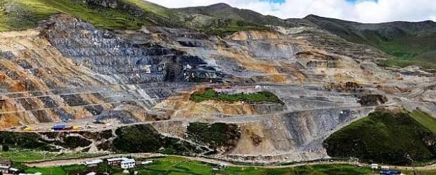 Minera Antapaccay
