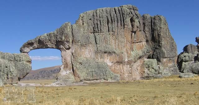 Bosque de Piedras de Huayllay 06