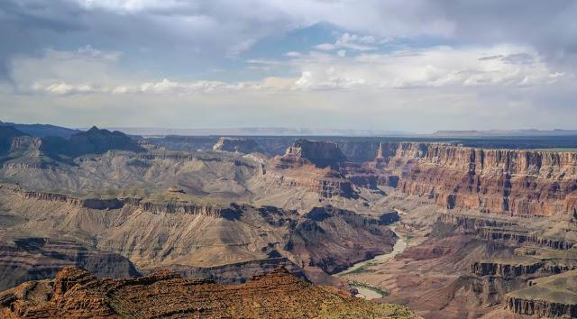 El Gran Cañón del Colorado - Arizona