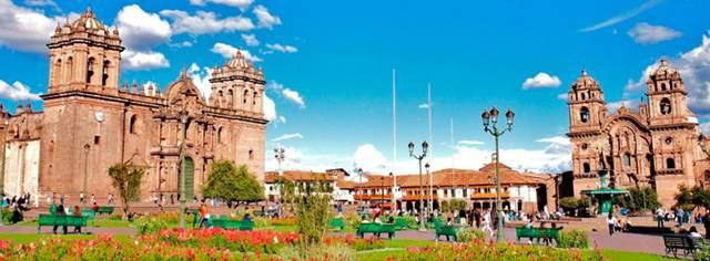 Plaza de Armas de Cusco 02